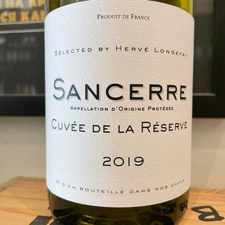 Herve Longefay Sancerre Blanc Cuvee de la Reserve 2019