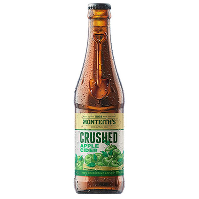 Monteiths Crushed Apple Cider 330ml