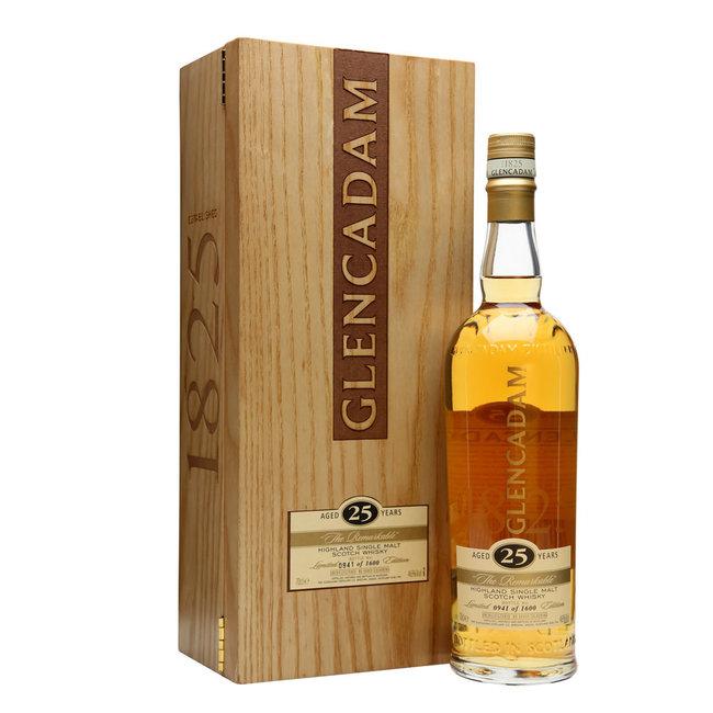 "Glencadam ""The Remarkable"" 25yo Single Malt Whisky (#2 Batch)"