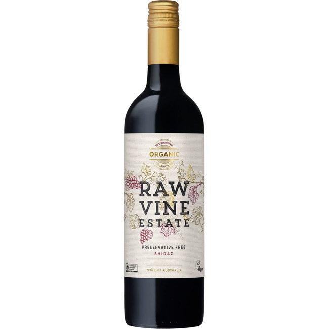 Raw Vine Shiraz 2020
