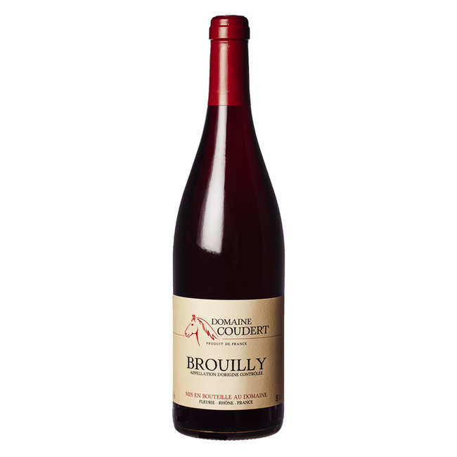 Domaine Coudert Brouilly 2017
