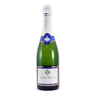 Champagne Marie Weiss Brut NV