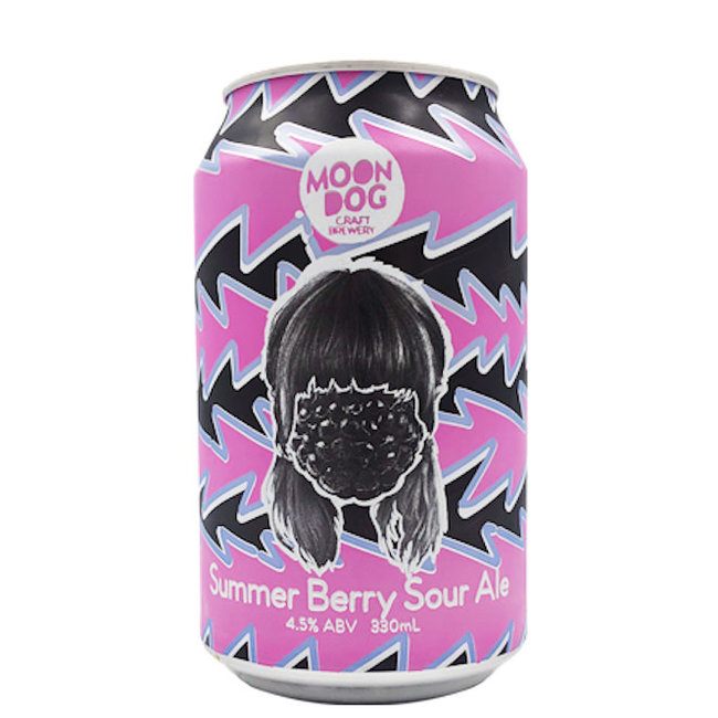 Moon Dog Drew Berrymore Sour 330ml Can