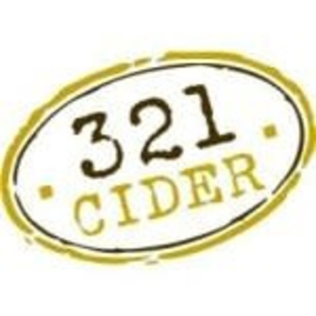 321 Cider Heritage 375ml Can