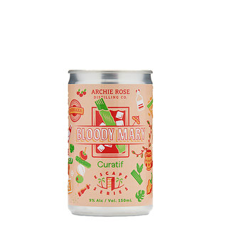 Curatif Escape Series Archie Rose Bloody Mary 150ml can