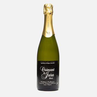 Frederic Puffeney Frederic Puffeney Chardonnay Cremant du Jura 2018