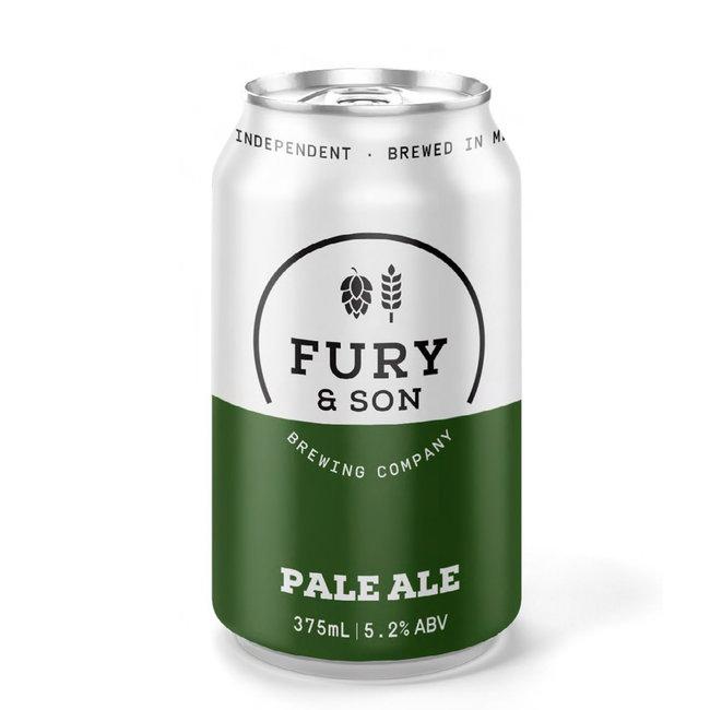 Fury & Son Fury & Son Pale Ale 375ml Can