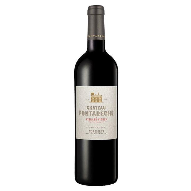 Chateau Fontareche Corbieres Rouge Vieilles Vignes 2019