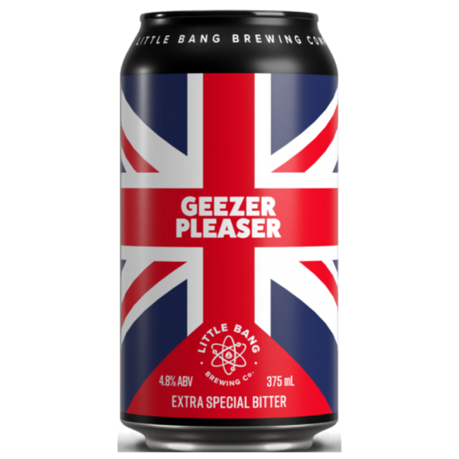 Little Bang Geezer Pleaser Extra Special 375ml Can