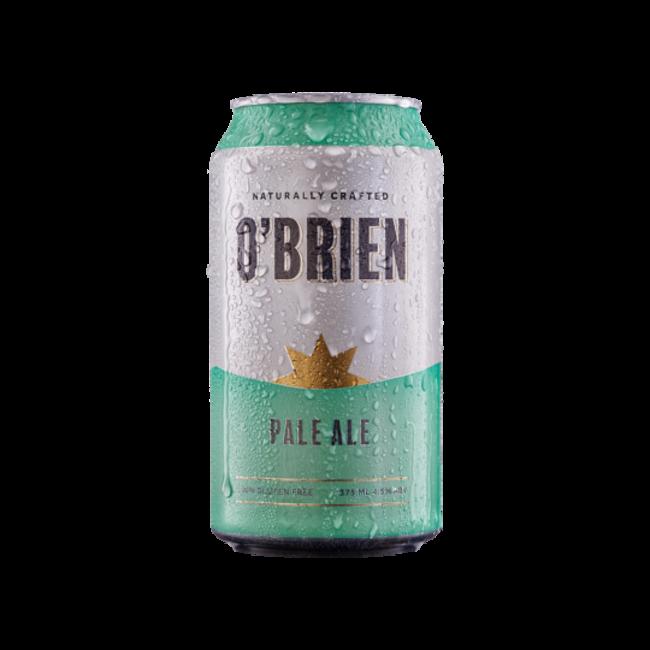 O'Brien Gluten Free Pale Ale Can 375ml