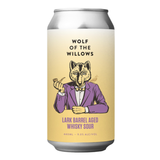 Wolf of the Willows Lark Whisky Sour 440ml