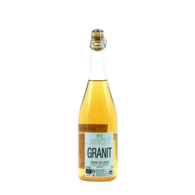 Cidrerie du Leguer IGP Cidre de Bretagne Granite Cider