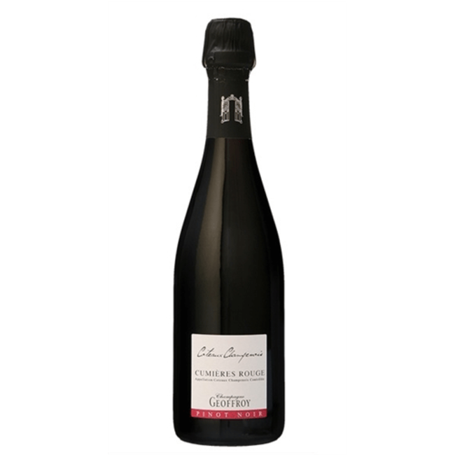 Champagne Geoffroy Cumieres Rouge Pinot Noir 2009