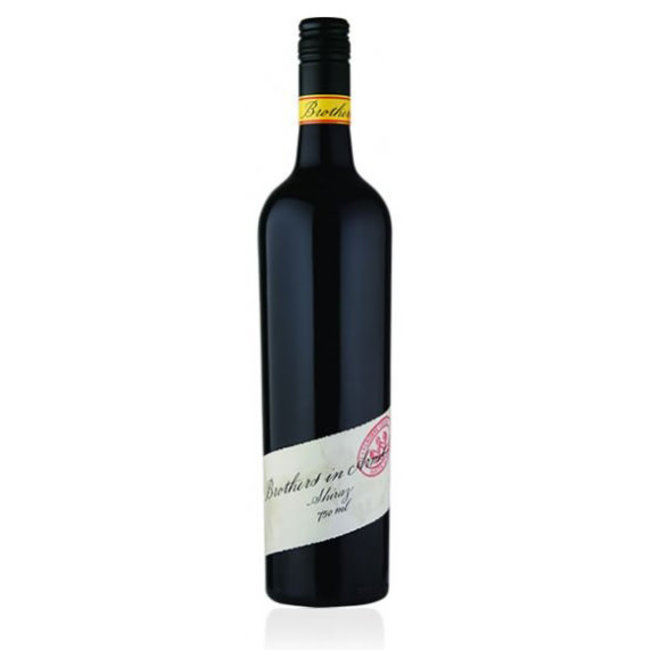 Brothers in Arms Shiraz 2016