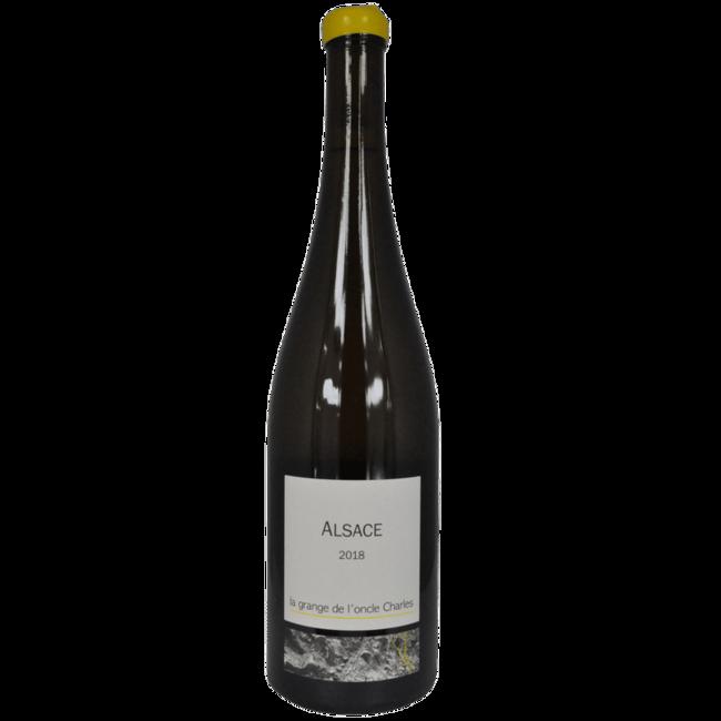 La Grange de l'Oncle Charles Alsace Blend 2019