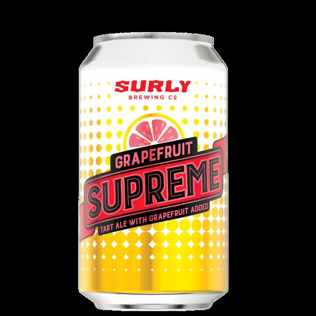 Surly Brewing Grapefruit Supreme Sour 355ml