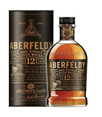 Aberfeldy 12yo Single Malt 700ml