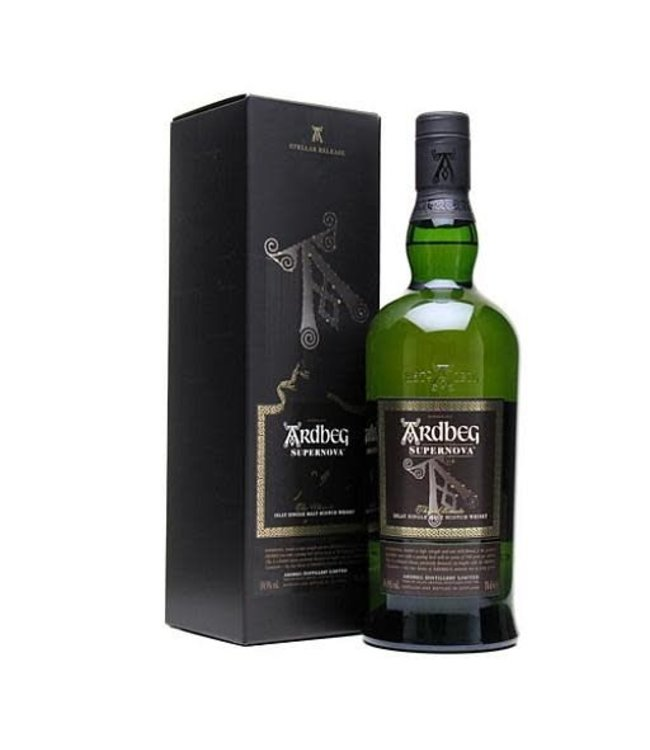 Ardbeg Ardbeg Supernova 2009 (1st Release) Single Malt Whisky