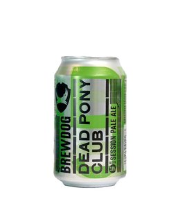 BrewDog BrewDog Dead Pony Pale Ale 330ml Cans