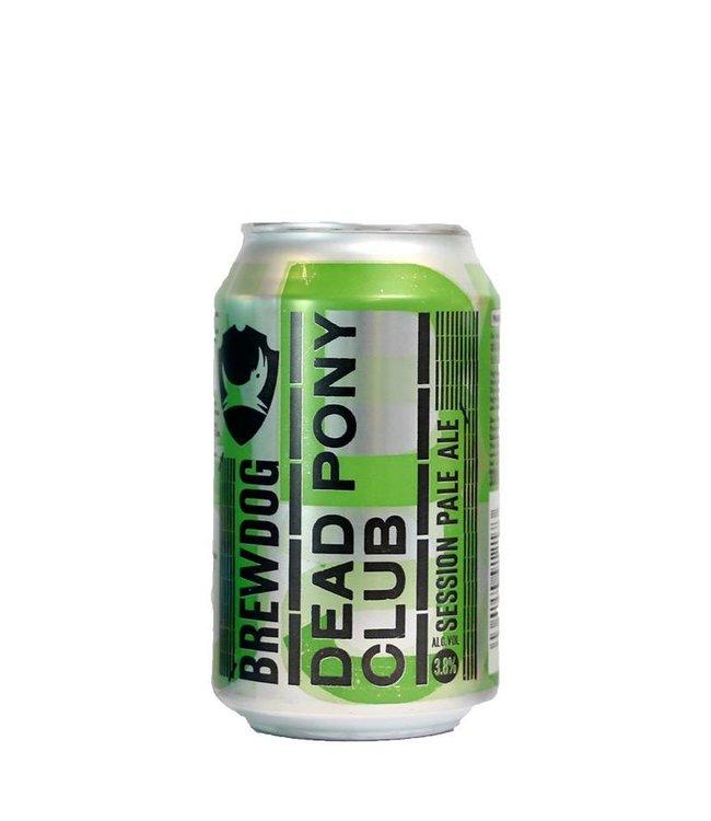 BrewDog BrewDog Dead Pony Pale Ale 330ml Cans