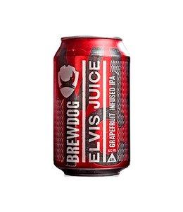 BrewDog Brewdog Elvis Juice IPA 330ml Can