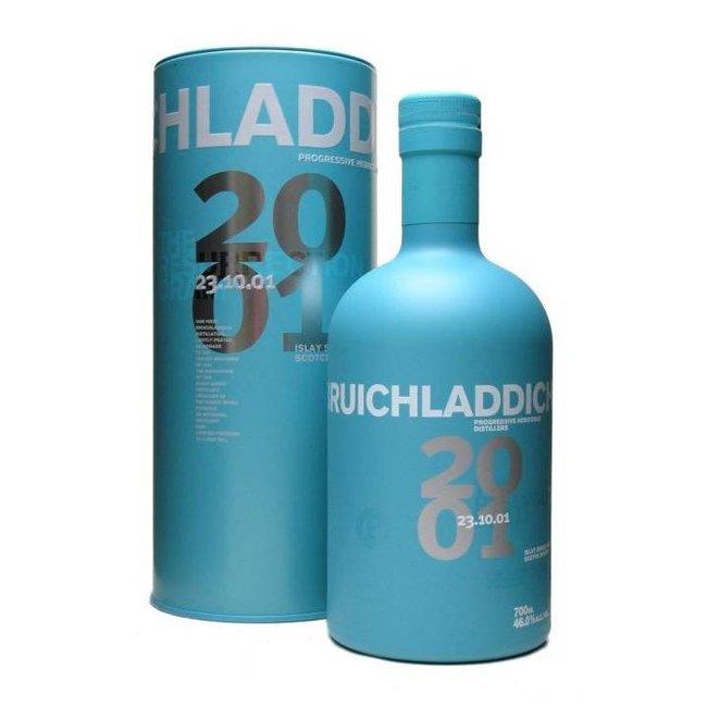 Bruichladdich Bruichladdich 2001: The Resurection Dram Single Malt Whisky