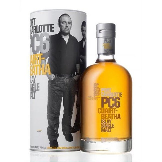 Bruichladdich Bruichladdich Port Charlotte PC6 Single Malt Whisky