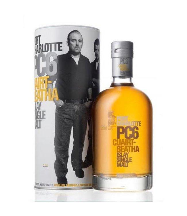 Bruichladdich Bruichladdich Port Charlotte PC6 Single Malt Whisky
