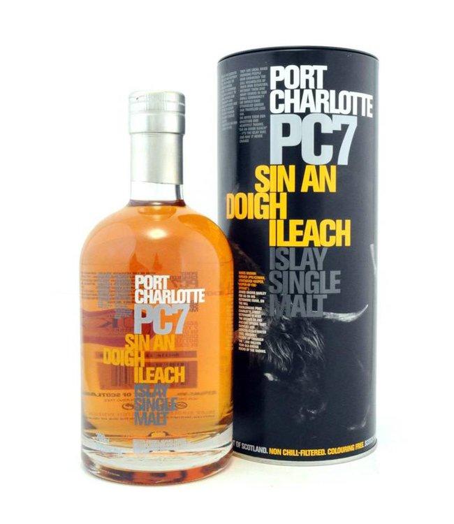 Bruichladdich Bruichladdich Port Charlotte PC7 Single Malt Whisky