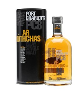 Bruichladdich Bruichladdich Port Charlotte PC8 Single Malt Whisky
