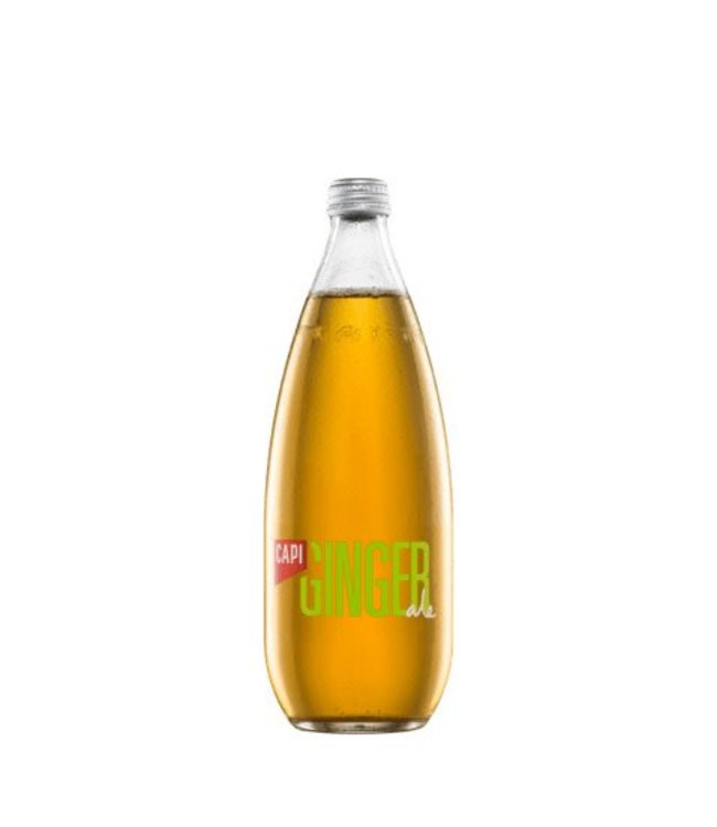 Capi Capi Dry Ginger Ale 750ml