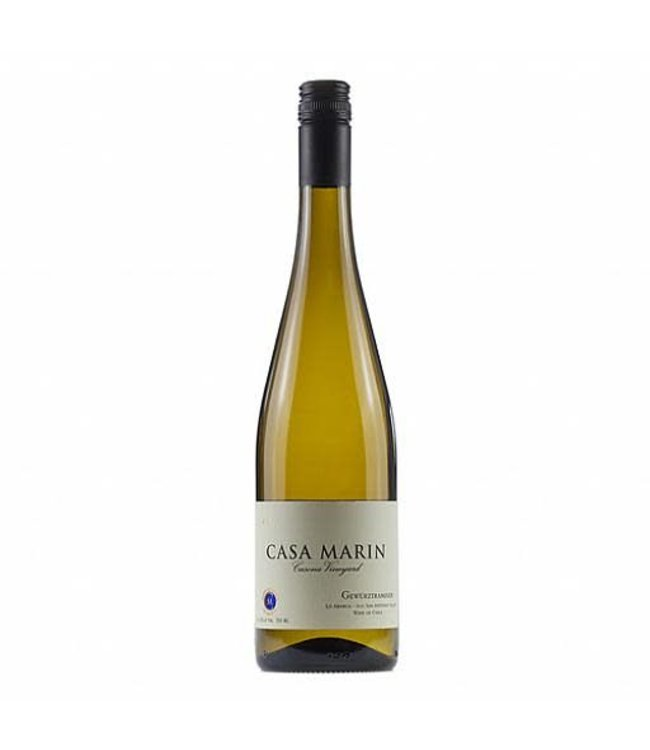 Casa Marin Cartagena Estate Grown Gewurztraminer 2013
