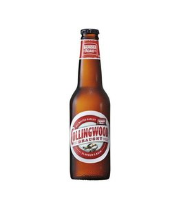 Collingwood Draught Lager 330ml