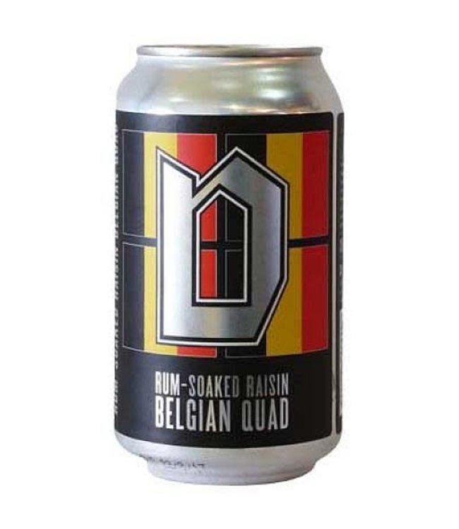 Dainton Dainton Rum Soaked Belgian Quad 355ml