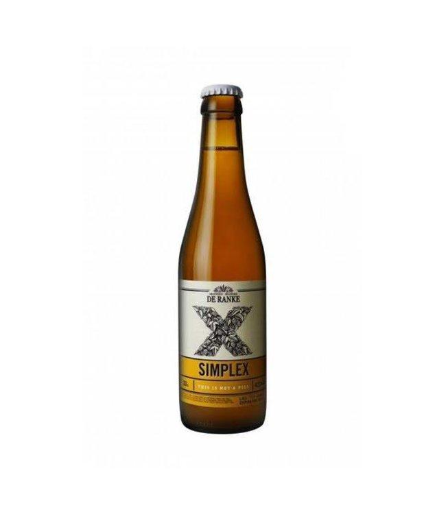 De Ranke Simplex Belgian Ale 330ml