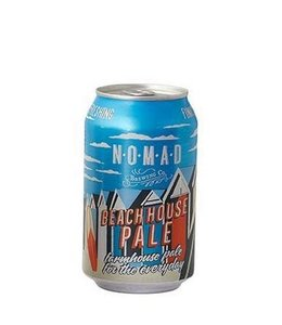 Nomad Nomad Brewing Co Beach House Pale 330ml CAN
