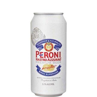 Peroni Nastro Azzuro Birra Can 330ml