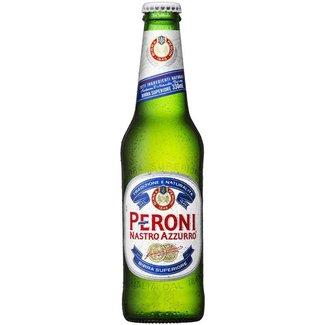 Peroni Nastro Azzurro Birra 330ml (Imported)