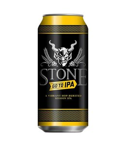 Stone Brewing Company Go to IPA 473ml CAN