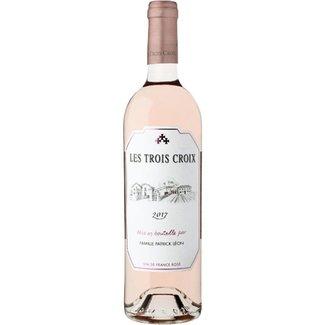 Chateau les Trois Croix AOC Fronsac Rose 2016