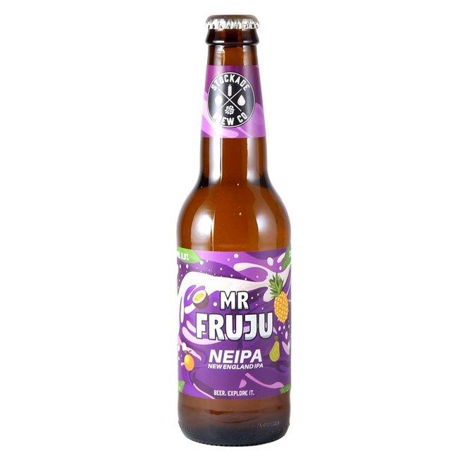 Stockade Brew Co. Stockade Brew Co. Mr Fruji NEIPA 330ml
