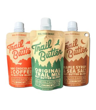 Trail Butter 4.5oz Spouted Pouch ( Maple Syrup)