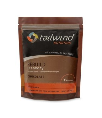 Tailwind Rebuild Recovery  Choco 15 serving