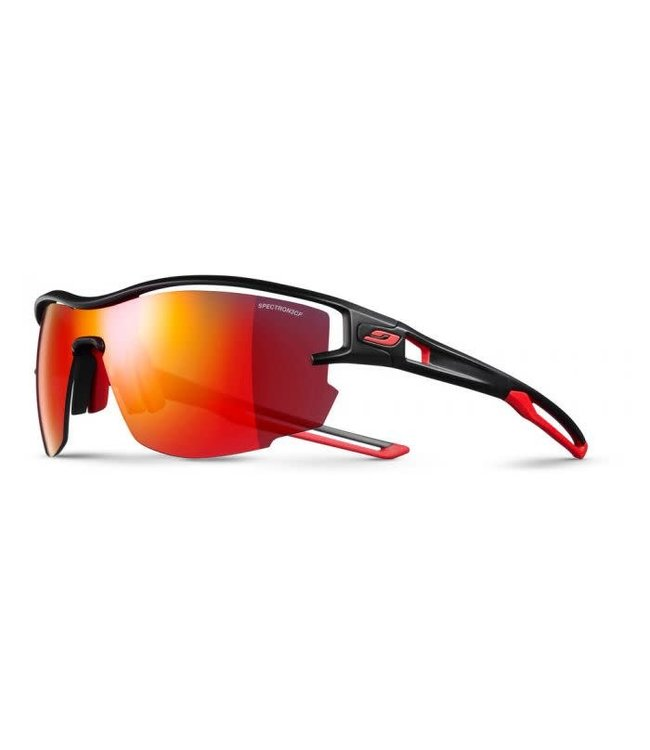 Julbo Julbo AERO Sunglasses Spectron 3CF Lenses Black/Red