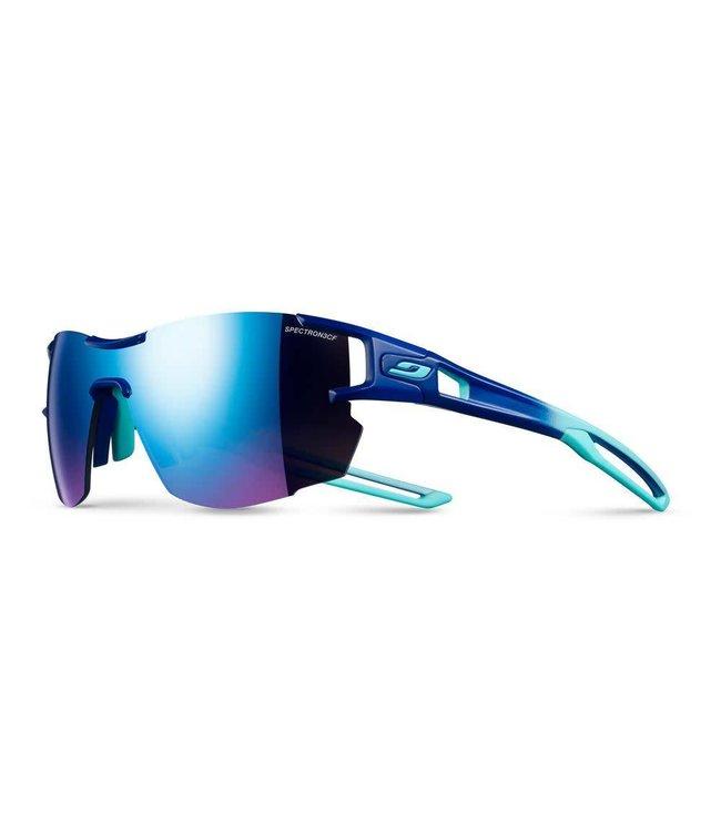 Julbo Julbo AEROLITE Sunglasses Spectron 3CF Lenses Blue/Green