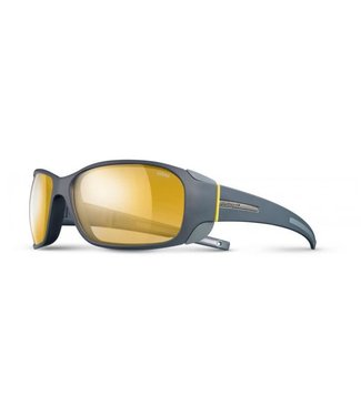 Julbo Julbo MONTEBIANCO Sunglasses REACTIV Zebra Lenses Dark Gray/Yellow