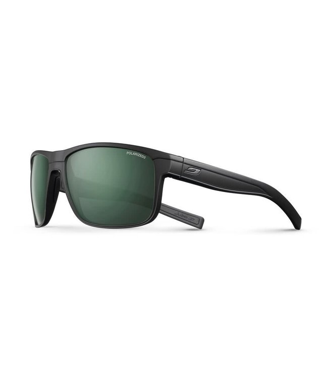 Julbo Julbo RENEGADE Sunglasses Polarized 3CF Black Tortoiseshell/Black