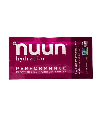 Nuun Performance Blueberry Strawberry