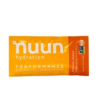 Nuun Performance Orange Mango