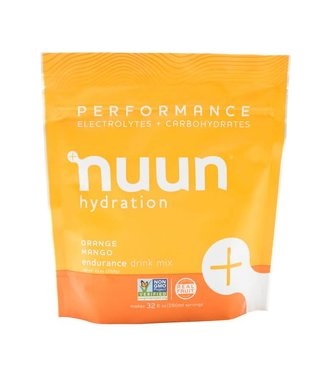 Nuun Performance Orange Mango 10 oz.